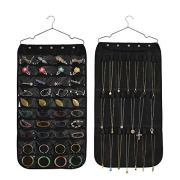 fani 2 Packs Hanging Jewelry Organizer