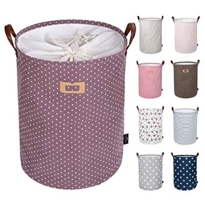 Thickened X-Large Drawstring Laundry Basket Storage