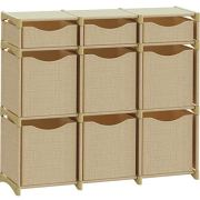 Cube Organizers and Storage Shelves Unit