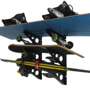 Ski and Snowboard Storage Rack