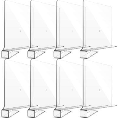 Wood Shelf Organizer Storage and Organization in Bedroom