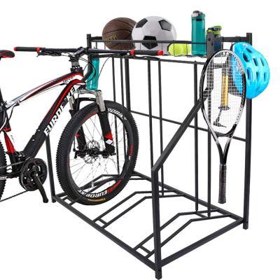 ROTTOGOON Bike Rack for Garage Floor, Garage Bike Rack