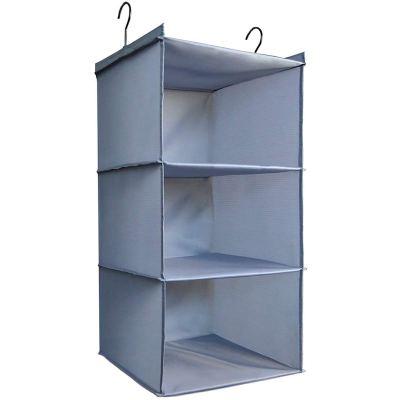 DonYeco Hanging Closet Organizer, Easy Mount Foldable