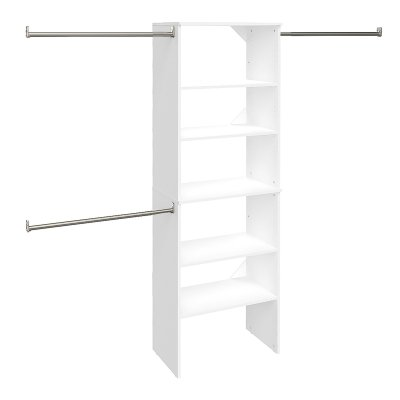 ClosetMaid SuiteSymphony Starter Tower Kit