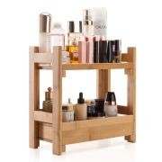 GOBAM Makeup Organizer Holder Cosmetic Storage Bathroom