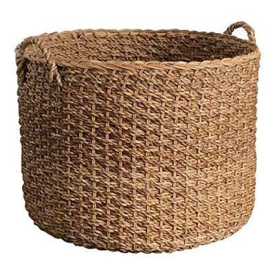 Banana Leaf Large Blanket Floor Storage Basket