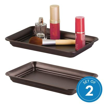 Bathroom Vanity Organizer-Set of 2
