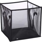 College Dorm or Travel Mesh Popup Laundry Hamper with Handles