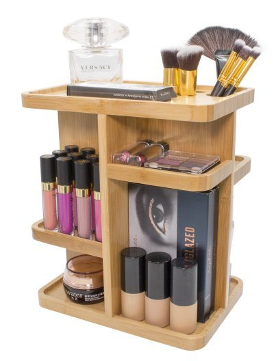 Multi-Function Storage Carousel for Makeup 360°