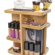 Multi-Function Storage Carousel for Makeup 360°