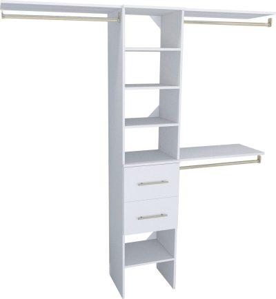 ClosetMaid SuiteSymphony Modern 16-Inch Closet Organizer