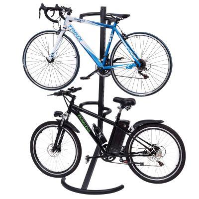 Goplus Gravity Freestanding Bike Stand Adjustable Height