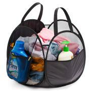TENRAI Delicates Mesh Pop-Up Laundry Hamper