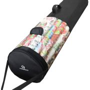 Freegrace Gift Wrap Organizer | Wrapping Paper Rolls Storage Bag
