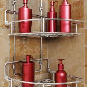 No drilling basket holder wall mounted for kitchen