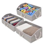 Trapezoid Storage Box Brown & Beige