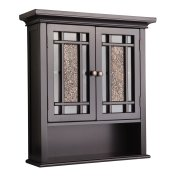 Elegant Home Fashions Whitney Wall Cabinet