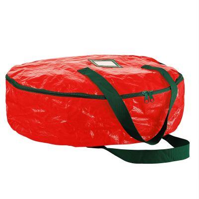"""ZOBER Christmas Wreath Storage Bag 36"""""""