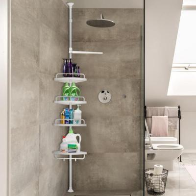 Shower Storage Rack No Drilling Organizer