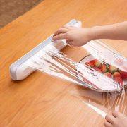 Food Wrap Dispenser Cutter Dispenser
