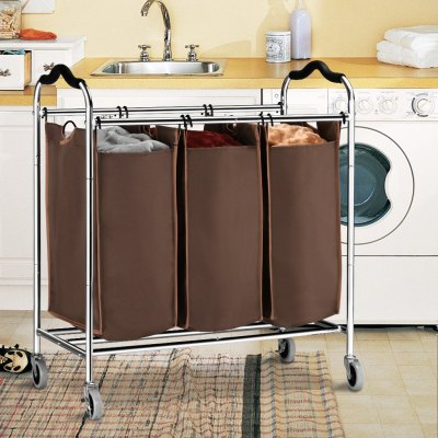 Laundry Basket Organizer For Dirty Clothes