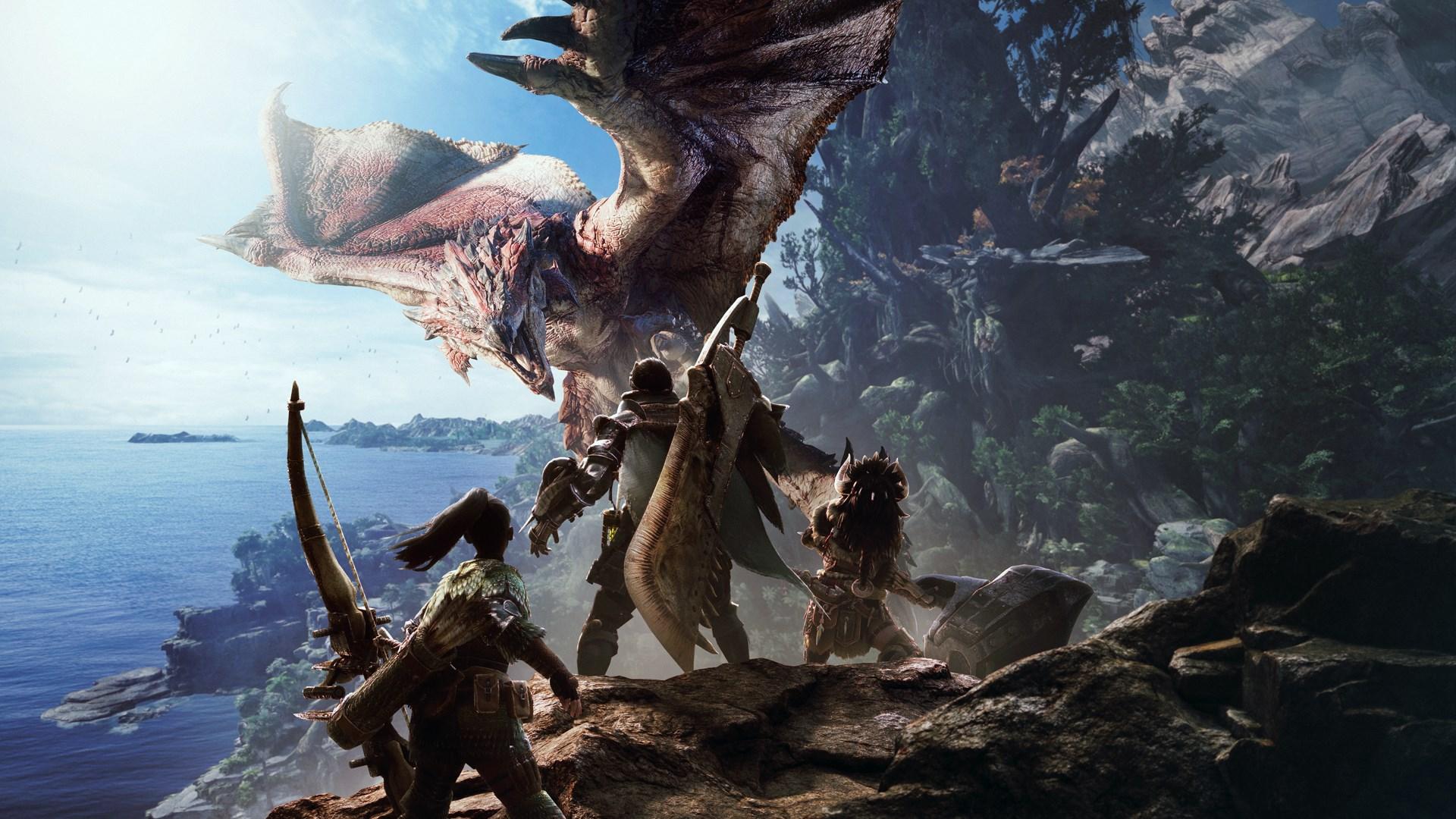 Monster Hunter World Kaufen Microsoft Store De At