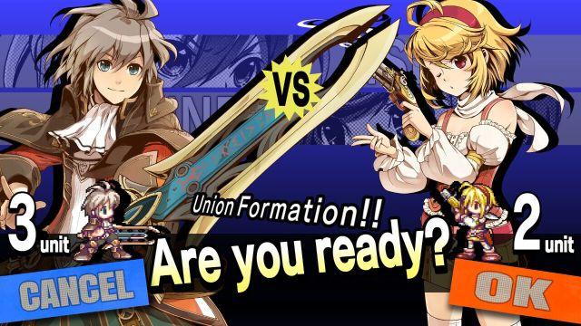 グロリア・ユニオン Gloria Union -Twin fates in blue ocean-