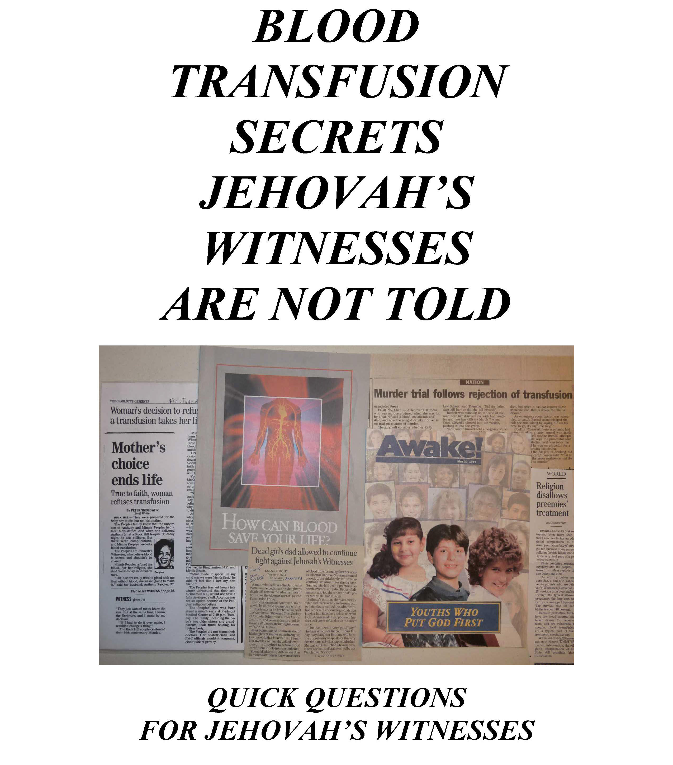 Jehovah witness media downloads