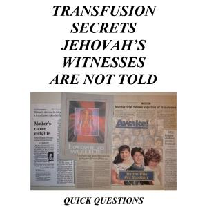 Jehovah's Witness – Store 4Witness org