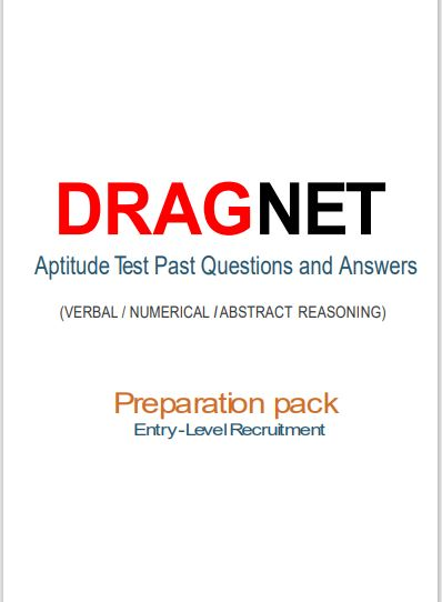 Aptitude Test Past Questions and Answers (Preparation Pack for Entry Level Recruitment)