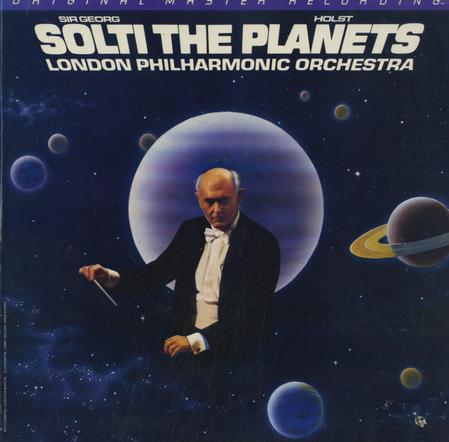 Holst - The Planets (Solti)