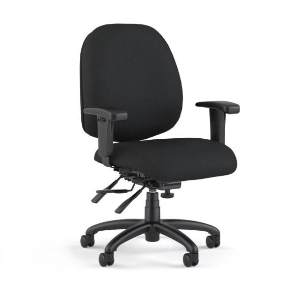 9to5 Seating @NCE 175 Task Chair Alan Desk