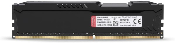 RAM 4GB DDR4 2666MHz CL15 HyperX FURY