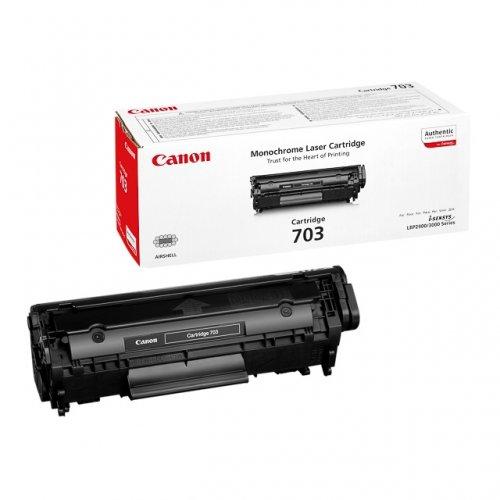 Toner Canon 703 ngjyrë e zezë