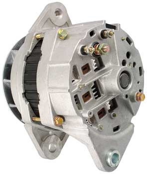 8367N (1234000DR)  Alternator, 70 Amp, 24 Volt, 1Wire System, Negative Ground, Replaces Delco