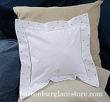 baby pillow shams battenburg lace store the home fashion center