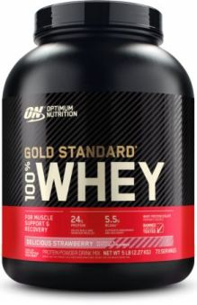 Gold Standard 100% Whey Reviews & Coupon