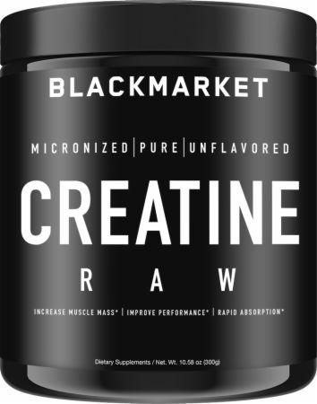 RAW Creatine Monohydrate