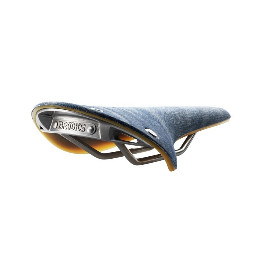 BROOKS 皮革座墊 cambiumdenimnew w800 h600 vamiddle jc95