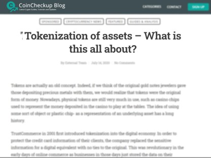 momentum article coincheckup screenshot
