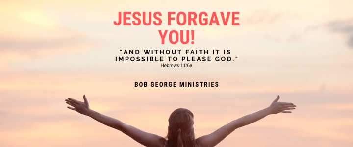 Jesus Forgave You - Thank You