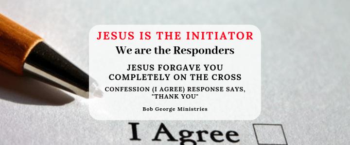 Jesus is the Initiator