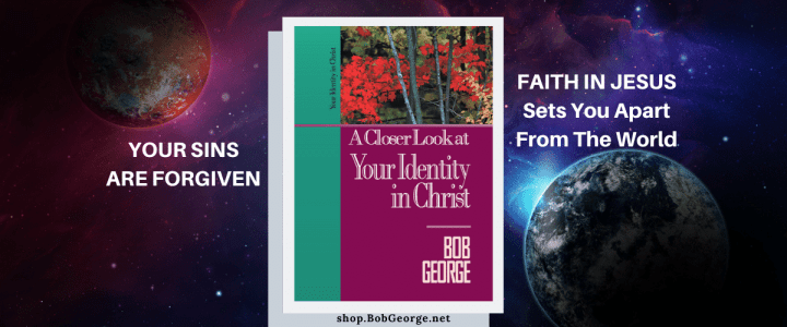 Faith in Jesus Sets You Apart in Him