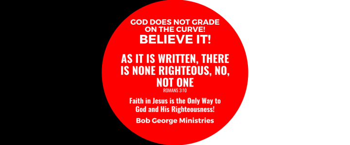 God Does Not Grade On The Curve