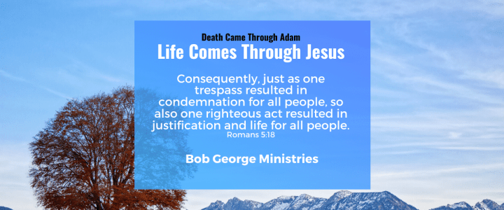 Life Through Jesus