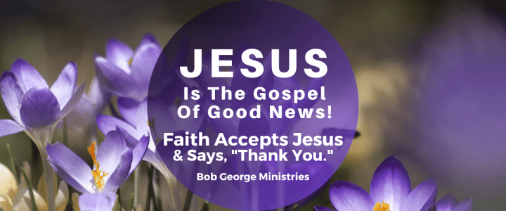 Jesus is The Gospel of Good News