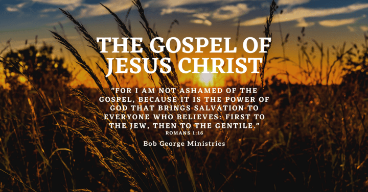 The Gospel of Jesus Christ is Received by Faith