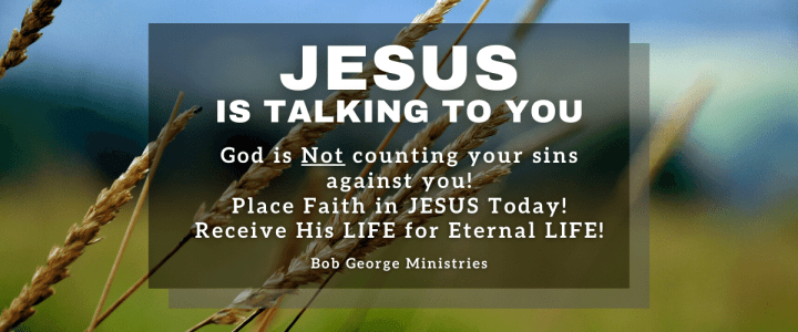 Jesus is Talking to You