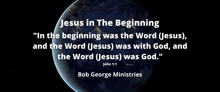 Jesus in The Beginning