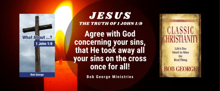 Agree With God 1 John 1 9